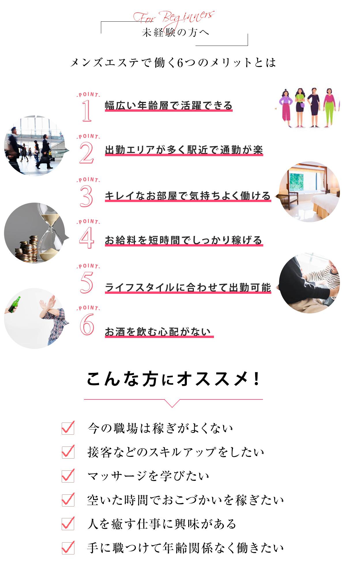 大阪、北新地の高級メンズエステ「アロマジュエル」